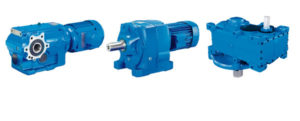 Premium Stephan Industrial Geared Motors Assembly